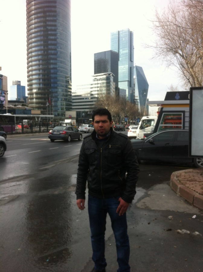 Mazin , 31, Istanbul, Turkey