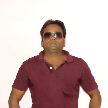 Souvik Debnath, 36, Calcutta, India