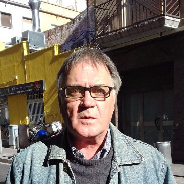 Txema Diez, 60, Barcelona, Spain