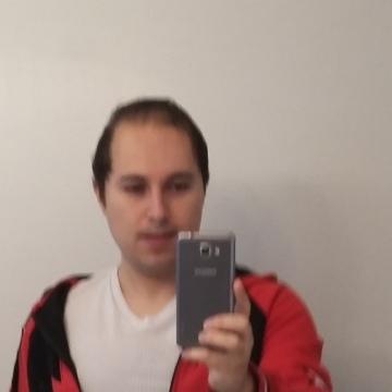 Daniel Gonzalez, 38, Vancouver, Canada