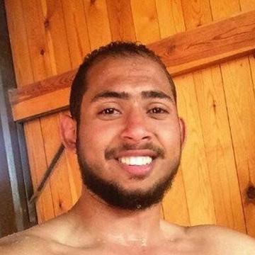 Mahmoud Samir, 24, Cairo, Egypt