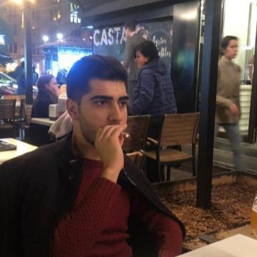 Batuhan Bulut, 24, Istanbul, Turkey