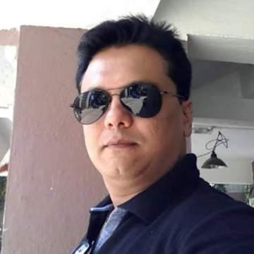 leo, 42, Mumbai, India