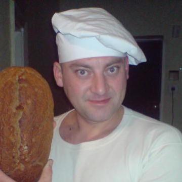 Romeo Lutsenkini, 39, Tbilisi, Georgia