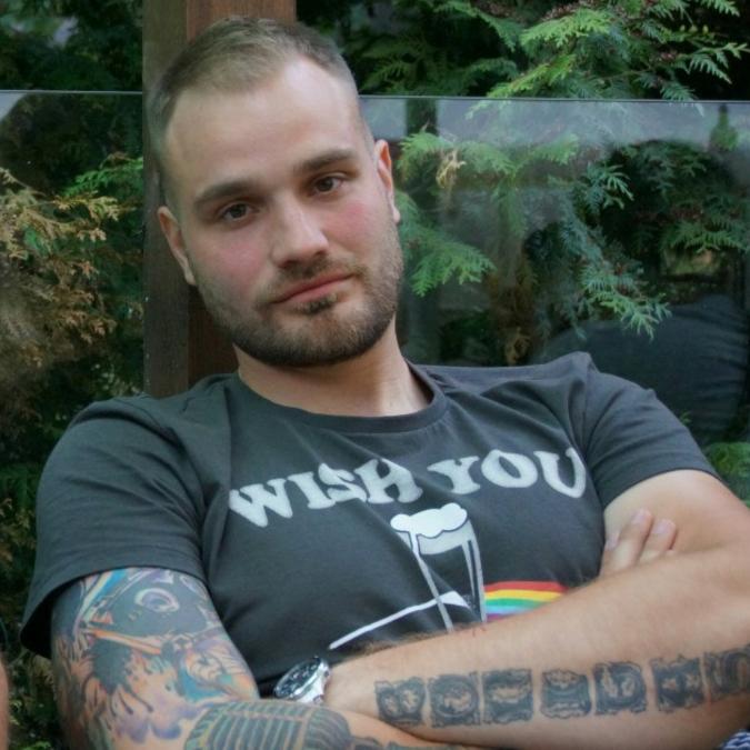 Kirill Shvedoff, 35, Vitsyebsk, Belarus