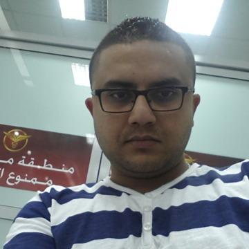 Yassine Mana, 31, Dubai, United Arab Emirates
