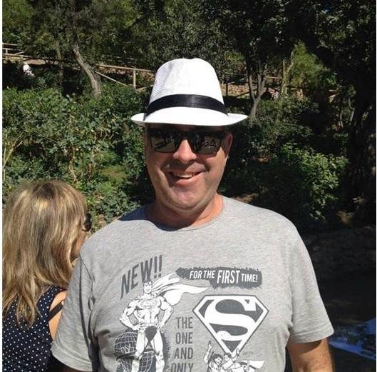Alex Wolber, 53, Edmonton, Canada