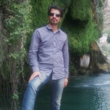 Mohammad Ghasemi, 37, Arak, Iran
