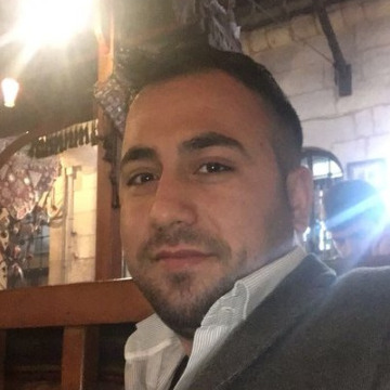 Sinan, 34, Gaziantep, Turkey