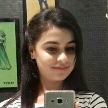 Rashi Batra, 25, New Delhi, India
