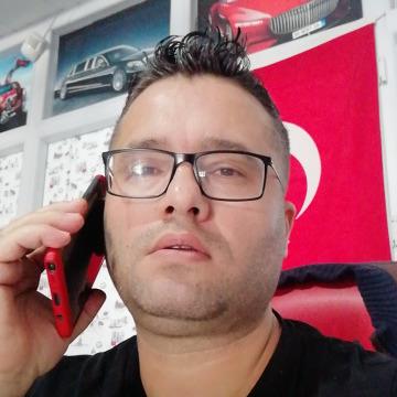 Şahin, 34, Konya, Turkey