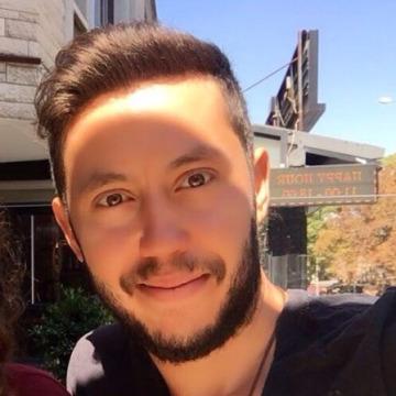 Gökhan Yetişoğlu, 34, Ankara, Turkey