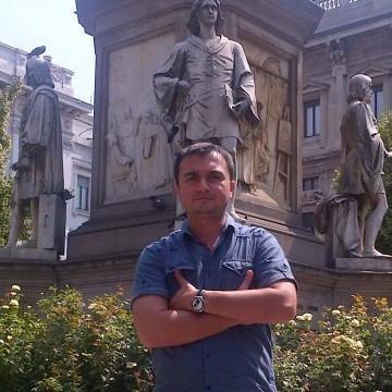 Turab Mammadov, 35, Baku, Azerbaijan