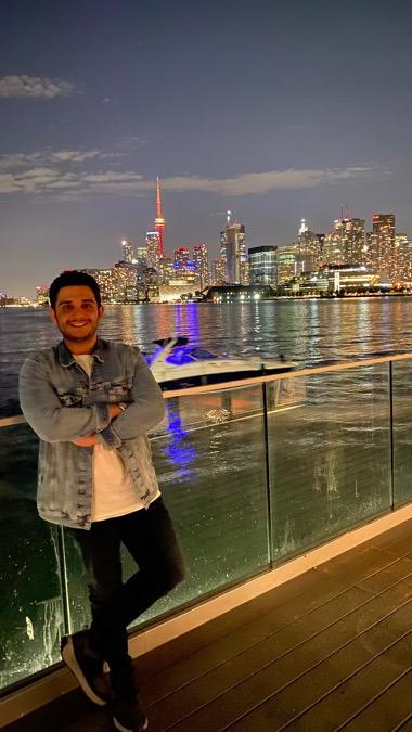 Utku Polat, 29, Toronto, United States