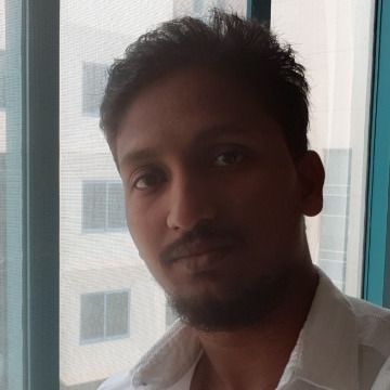 Syed, 24, Abu Dhabi, United Arab Emirates