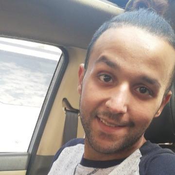 Ameen Al-Ghamdi, 26, Khobar, Saudi Arabia