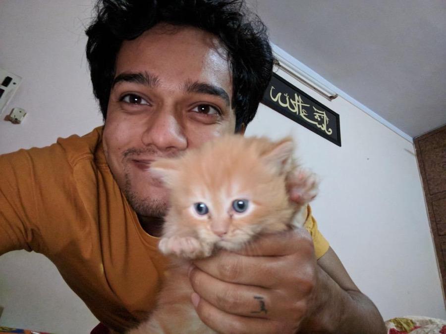 Rohit Jaiswal, 28, New Delhi, India