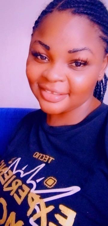 Marie Toukam, 25, Douala, Cameroon