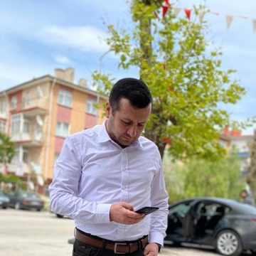 Can, 35, Ankara, Turkey