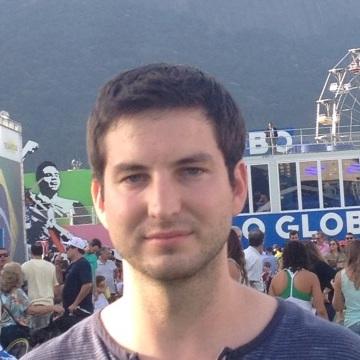 Bruno Carneiro, 35, Washington, United States