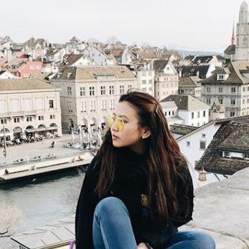 Adinda Dhiyaa Ramadhani, 22, Zurich, Switzerland