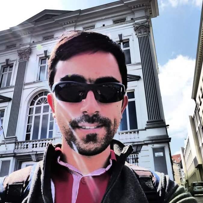 Ergi, 31, Ankara, Turkey
