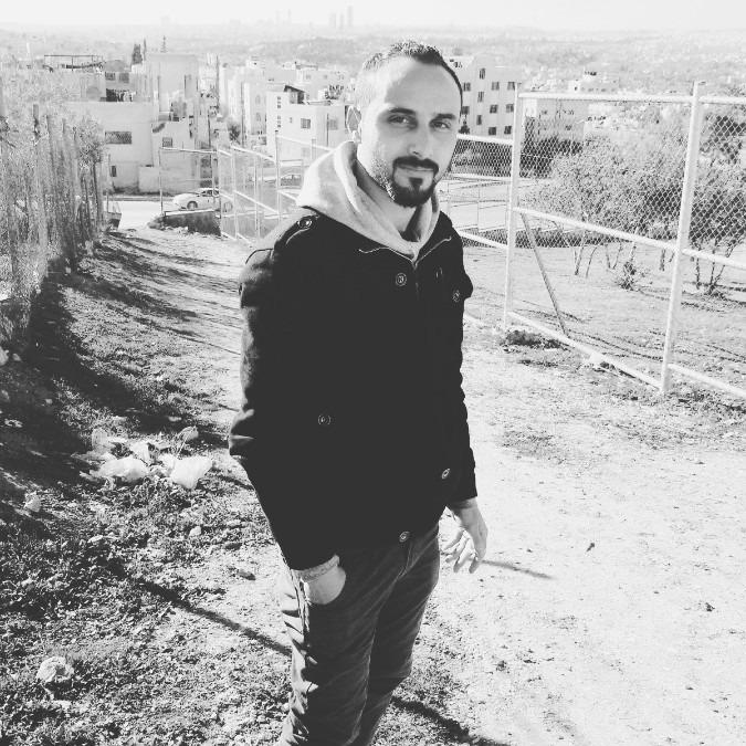Bader, 28, Amman, Jordan
