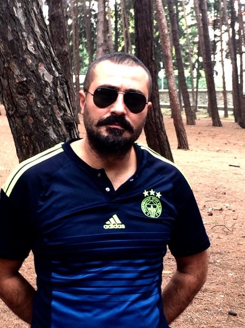 E'rcan Köse, 43, Istanbul, Turkey