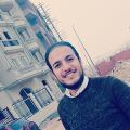 Islam Ibrahim, 25, Cairo, Egypt