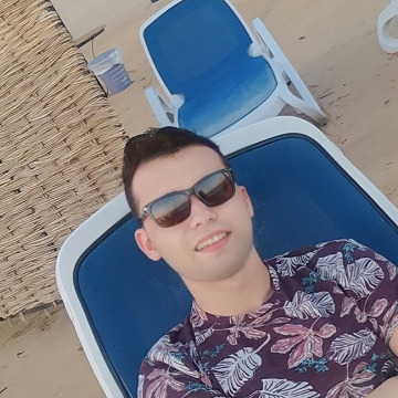 Ahmed Ayman, 20, Alexandria, Egypt