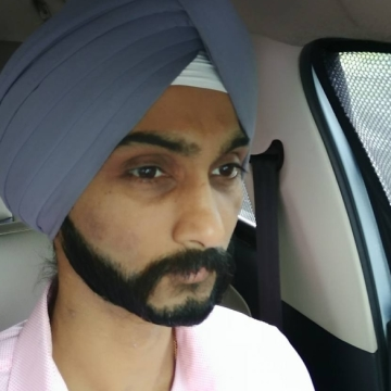 Gurpreet Singh, 29, New Delhi, India