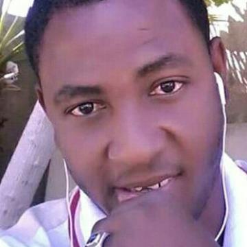 Abdias, 32, Port-au-Prince, Haiti