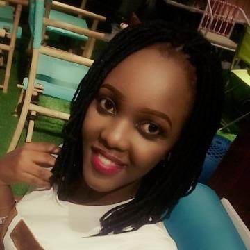 Kabahuma Gloria, 19, Kampala, Uganda