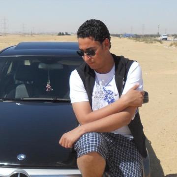 Mohamed Ahmed, 28, Cairo, Egypt