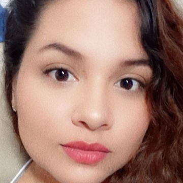 Angie Tabares, 23, Cali, Colombia