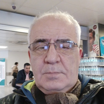 Kenan, 53, Izmir, Turkey
