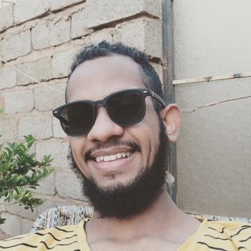 Ahmed Hatim Ali, 18, Port Sudan, Sudan