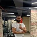 Thair Khatib, 25, Istanbul, Turkey