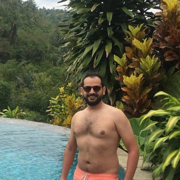 Ahmed R, 34, Cairo, Egypt