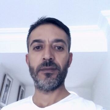 Orhan Göner, 41, Istanbul, Turkey