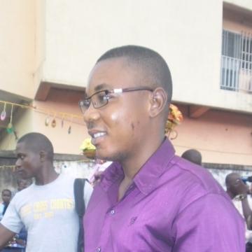 musa Daema, 35, Conakry, Guinea
