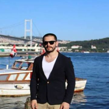 Farukovic, 30, Istanbul, Turkey
