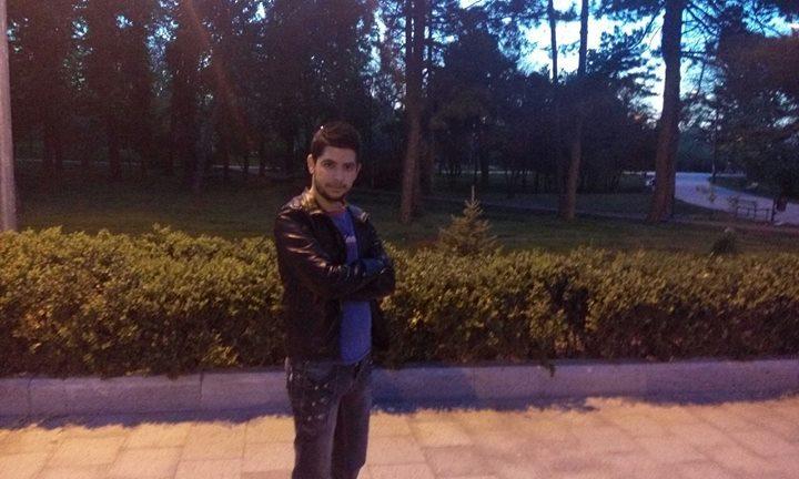 Khalil Awad, 30, Odesa, Ukraine