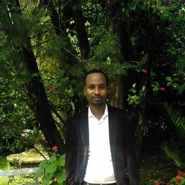 MESFIN MAKE, 36, Addis Abeba, Ethiopia