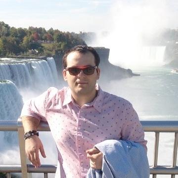Konstantine Kobalia, 32, New York, United States