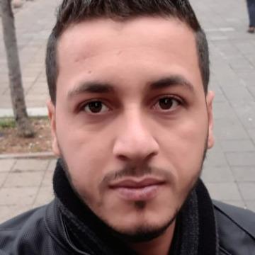Ridan Craig, 27, Istanbul, Turkey