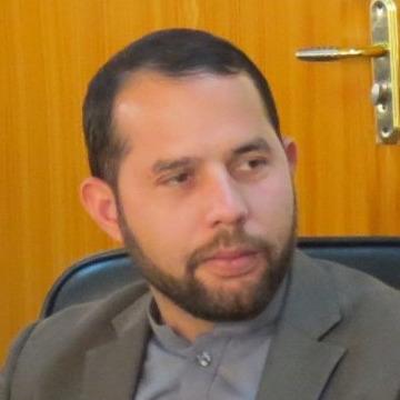 Nasirullah Azghari, 32, Kabul, Afghanistan