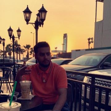 Monty Moon, 29, Bishah, Saudi Arabia