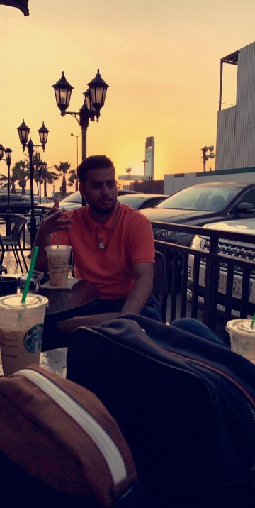 Monty Moon, 30, Jeddah, Saudi Arabia