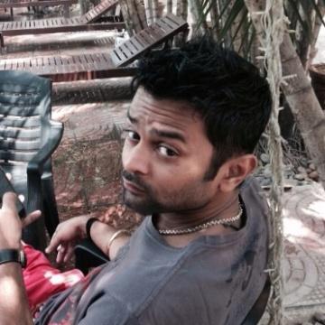 Dhruvin Patel, 33, Mumbai, India